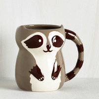 Critters Bandit Together Mug by ModCloth