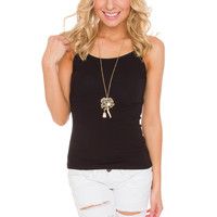 Shirley Top in Black