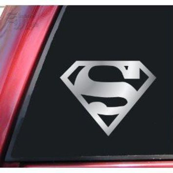 Superman Vinyl Decal Sticker  Car Window Vinyl Decal Sticker