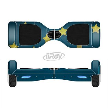 The Paper Stars and Moon Full-Body Skin Set for the Smart Drifting SuperCharged iiRov HoverBoard