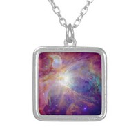 Orion space pendant