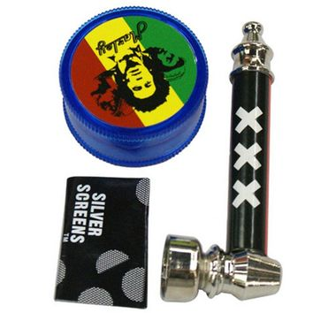 High Quality Metal Pipe Jamaica Weed