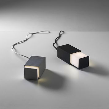 Design House Stockholm Box Light by Jonas Hakaniemi