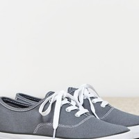 's Lace-up Sneaker (Grey)