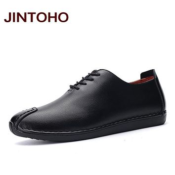 mens dress shoes high quality genuine leather formal shoes business men leather