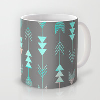 Aztec Arrows Mug by Sunkissed Laughter