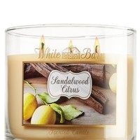 3-Wick Candle Sandalwood Citrus