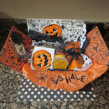 Happy Halloween Care Package