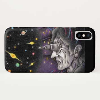 Fessenden's World iPhone X Case