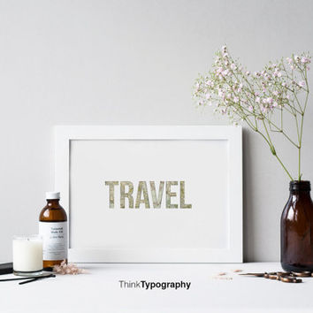 Travel, map poster, travel poster, home decor, art print, minimal, minimalist, wall art, decor, home, office, simple, clean, tourist