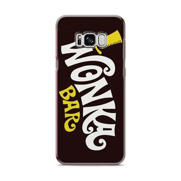 Wonka Bar Minimalist Samsung Galaxy S8 | Galaxy S8 Plus case
