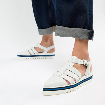 Sixty Seven Flatform Shoes at asos.com