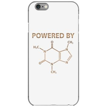 Powered By Caffeine Molecule iPhone 6/6s Case