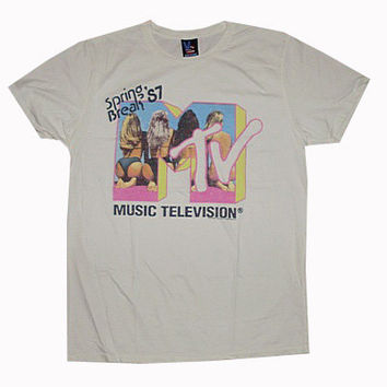 MTV Spring Break 87 t-shirt
