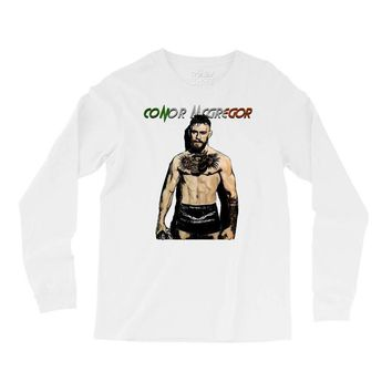 conor mcgregor Long Sleeve Shirts