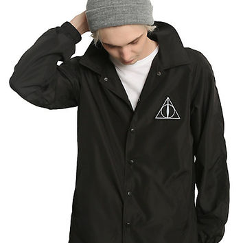 Harry Potter Deathly Hallows Windbreaker