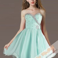 New Short Homecoming Dresses Prom Bridesmaids Cocktail Ball Evening Party Formal