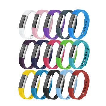 Fitbit Alta Soft Silicone Replacement Band