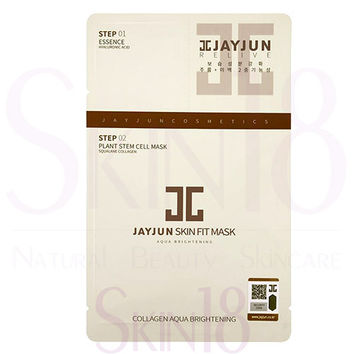 JAYJUN Collagen Aqua Brightening 2-Steps Mask