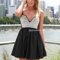 PEARL BUST DRESS , DRESSES, TOPS, BOTTOMS, JACKETS & JUMPERS, ACCESSORIES, 50% OFF SALE, PRE ORDER, NEW ARRIVALS, PLAYSUIT, GIFT VOUCHER, Australia, Queensland, Brisbane