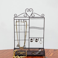 Metal Jewellery Stand - Urban Outfitters