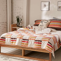 Uxmal Retro Blocks Quilt - Urban Outfitters