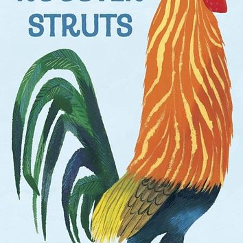 Richard Scarry's The Rooster Struts Board book – January 6, 2015