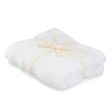 NITORI 21TC Egyptian Cotton Towel - White