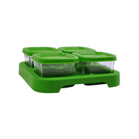 Green Sprouts Baby Food Glass Storage Cube - 4 Pack