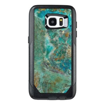 Blue Stone OtterBox Samsung Galaxy S7 Edge Case