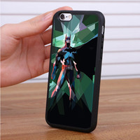 Batman Retro iPhone 7|7 Plus Case Sintawaty.com