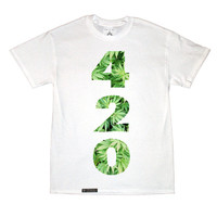KULT Clothing — 420 GRASS TEE