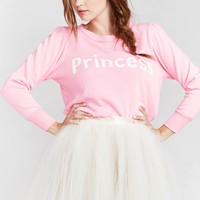 Couch Princess Sweater