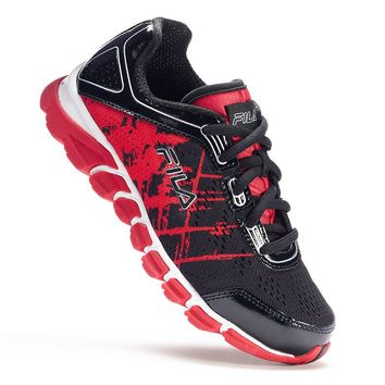 FILA Turbo Fuel Running Shoes - Boys