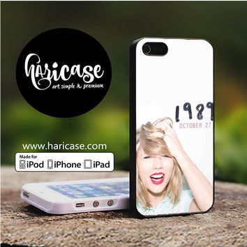 Taylor Swift 1989 October iPhone 5 | 5S | SE Cases haricase.com