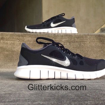 New In Box Women s Nike Free Run 5.0 Running Shoes  580558-001  36536aafd1