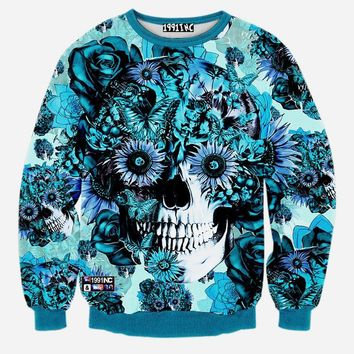 3D Trippy Graphic Sweatshirts