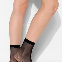 Fishnet Crew Sock - Urban Outfitters