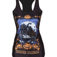 Halloween Once Upon a Pumpkin Tank