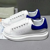 Alexander McQueen Woman Men Fashion Casual Sneakers Sport Shoes-4