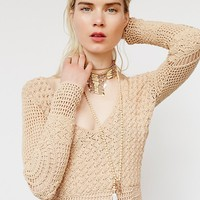 Free People Riviera Collar Necklace