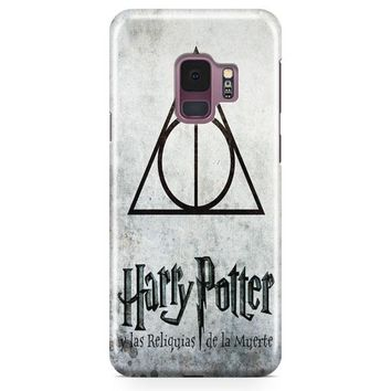 Harry Potter And Hedwig Samsung Galaxy S9 Case | Casefantasy