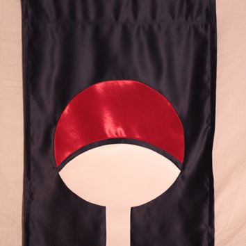 Naruto - Uchiha Clan Symbol Wall Scroll