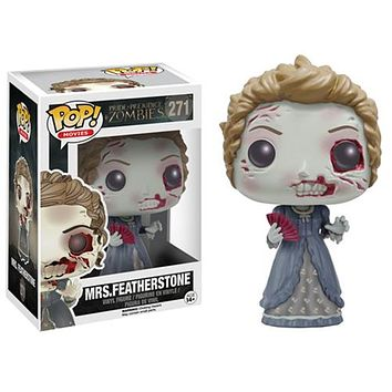 Pride and Prejudice and Zombies Mrs. Featherstone Pop! Vinyl Figure