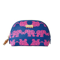 Bamboo Cosmetic Case - Lilly Pulitzer