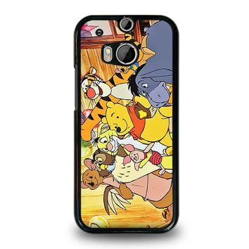 WINNIE THE POOH AND FRIENDS Disney HTC One M8 Case Cover