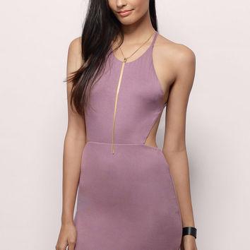 Enchanted In Love Bodycon Dress