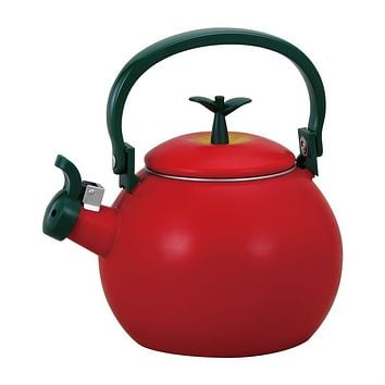 Apple Whistling Tea Kettle