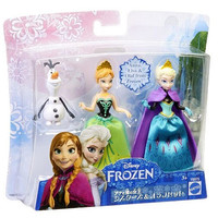 Disney Frozen Small Doll Character Pack