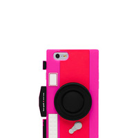 Kate Spade Camera Iphone 6 Case Geranium/Vivid Snap ONE